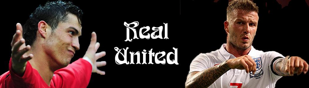 Real United - Сайт фанатів футболу